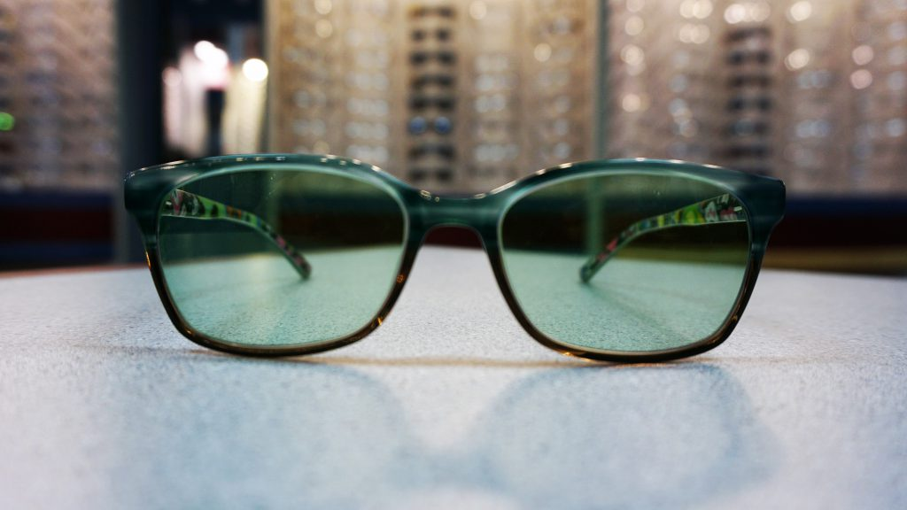 Green Tinted Sunglasses  tinted lenses what are the real benefits introwellness