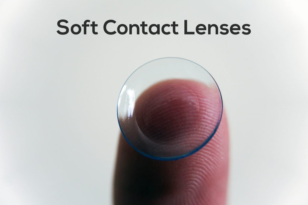 Soft contact lenses for astigmatism are the most common option prescribed by eye care professionals.