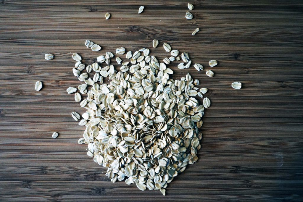 Oats are one of many examples of soluble fiber
