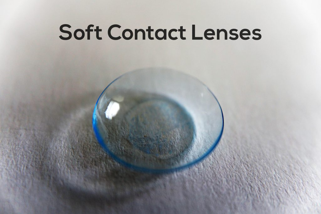 Soft contact lenses are typically not a good option for people with keratoconus