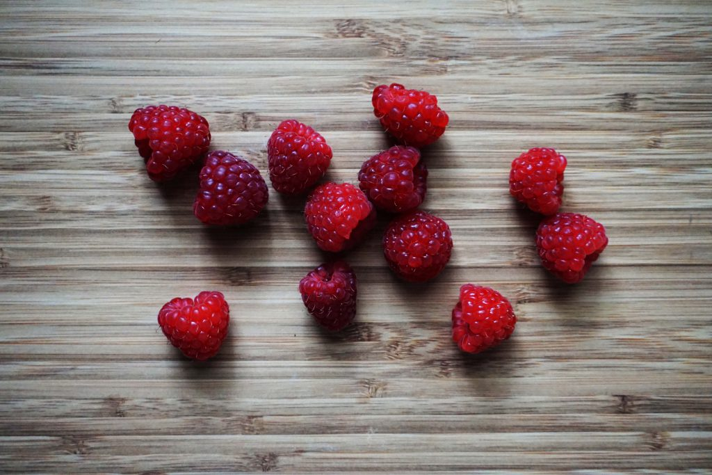 Oxylates are in berries.