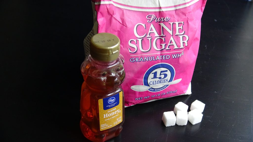 Unfortunately, added sugars are in A LOT of foods