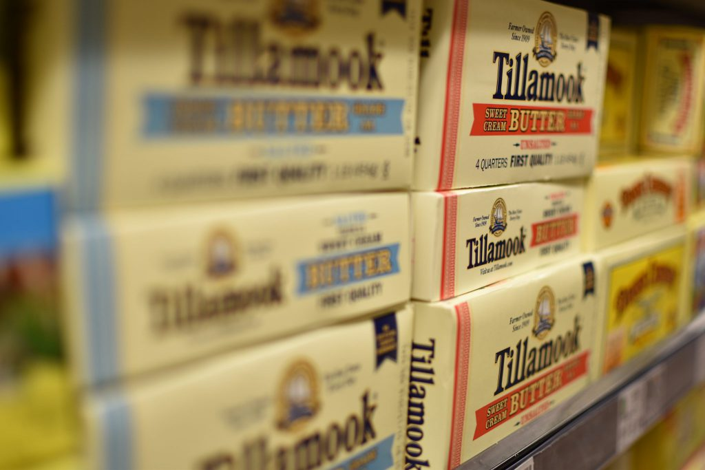 Margarine is an example of a food high in trans fat