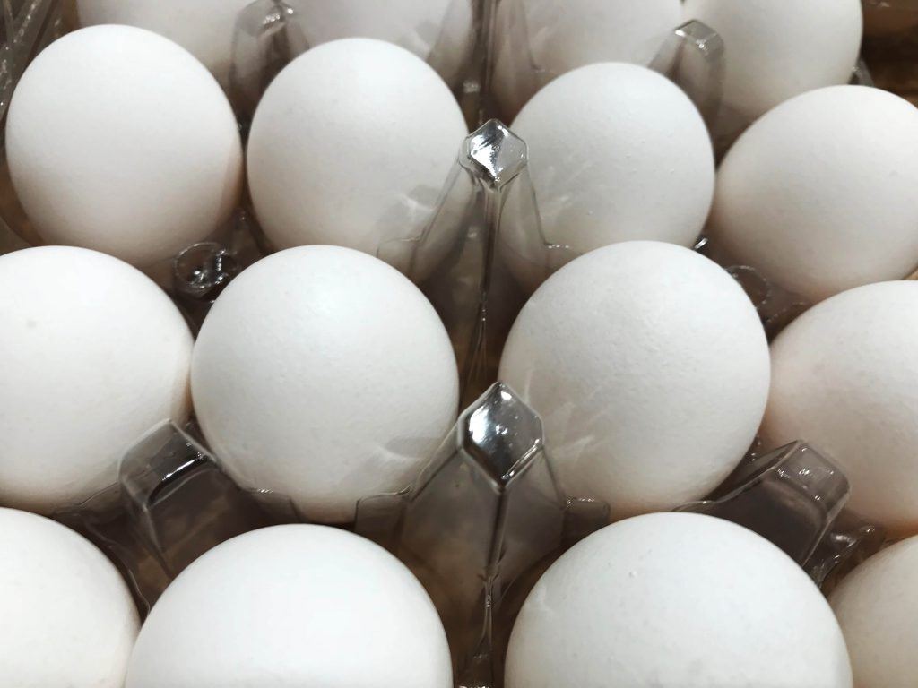 Eggs are one of the many healthy animal protein sources that contain over 100mg of cholesterol per serving.