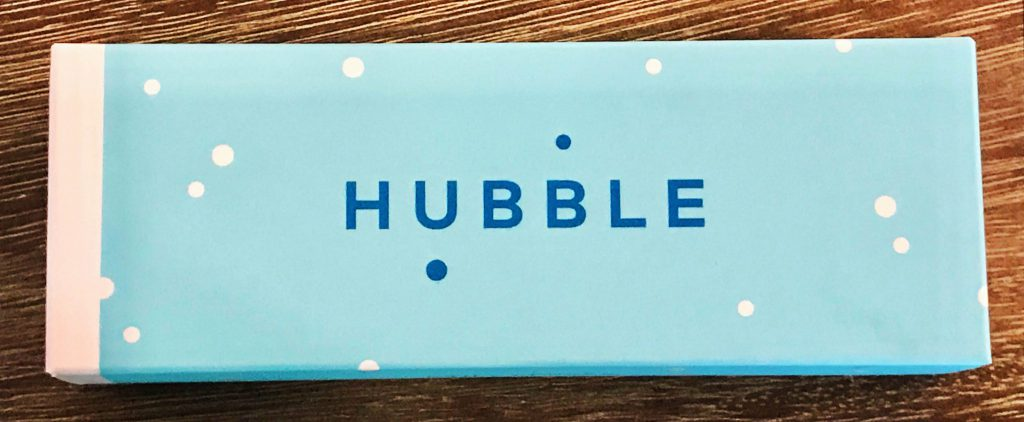 HUBBLE Contacts Box (Front)