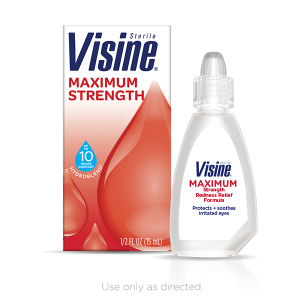Lumify vs Visine