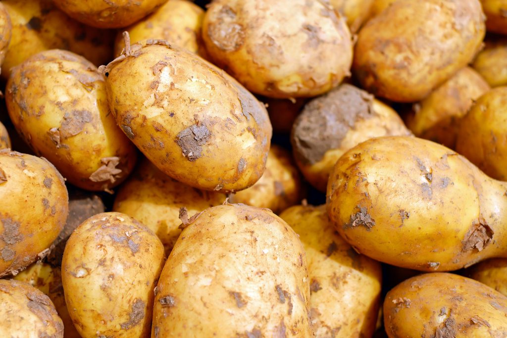 When you cut out complex carbohydrates, like potatoes, you're cutting out major nutrients