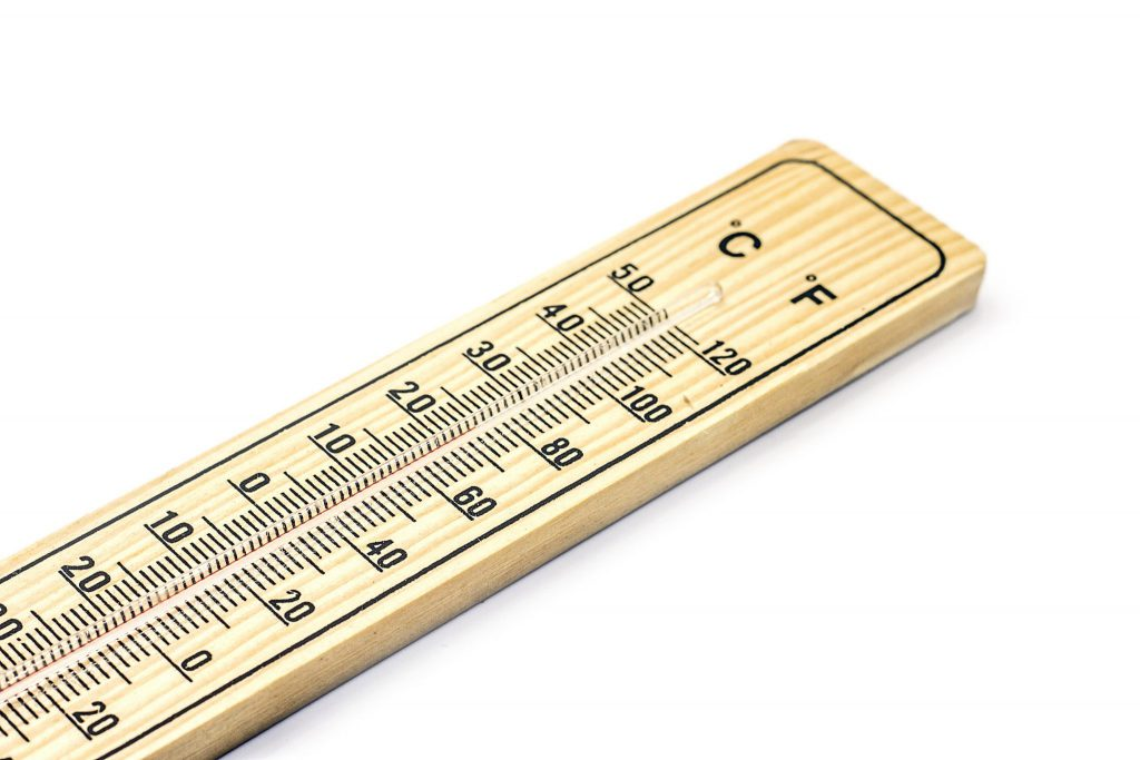 Use a thermometer to ensure your refrigerator is always set at 40 and your freezer is set at 0.