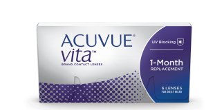 Acuvue Vita contact lens