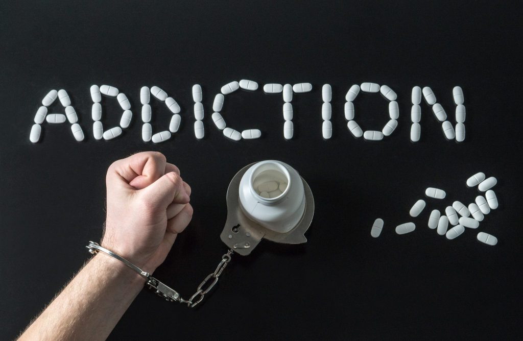 Addiction is a very common condition among millennials