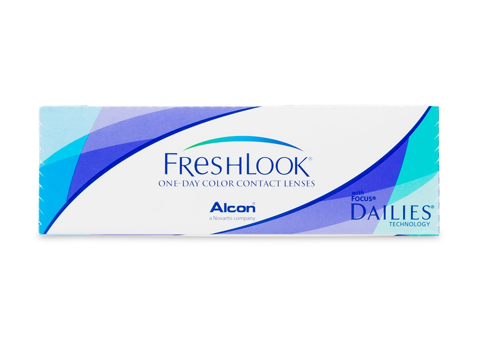 Freshlook One Day contact lens