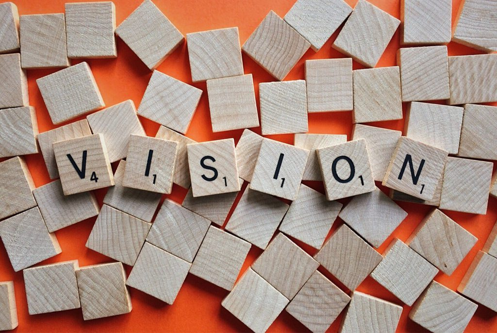 Vision is a learned skill that can be improved with vision therapy