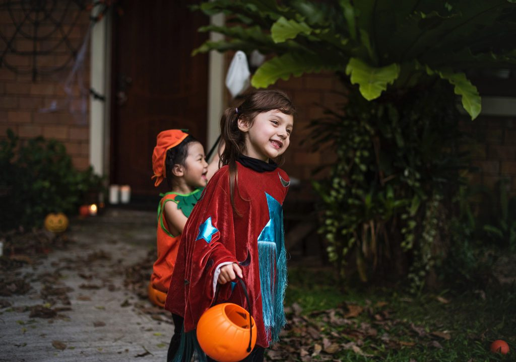 Your trick-or-treaters will love these non candy alternatives
