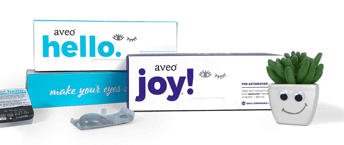 Aveo Contacts Review