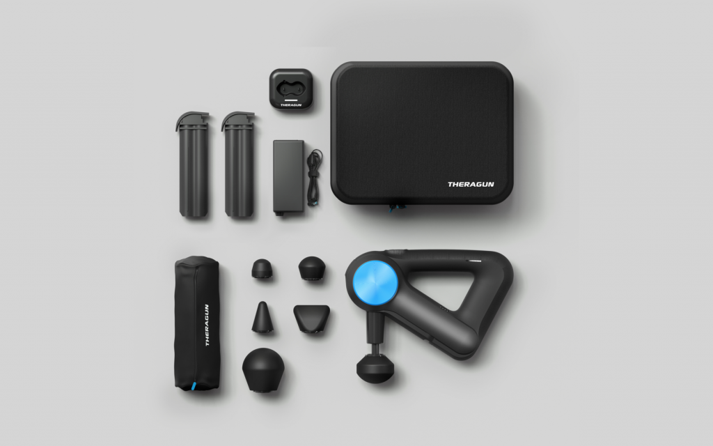 Theragun G3PRO plus accessories