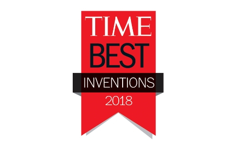 Acuvue Oasys with Transitions won Time Best Inventions 2018