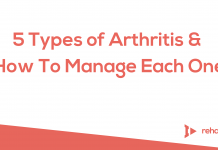5 Types of Arthritis and How To Manage Each One