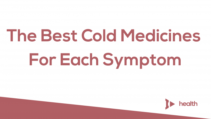 The Best Cold Medicines For Each Symptom