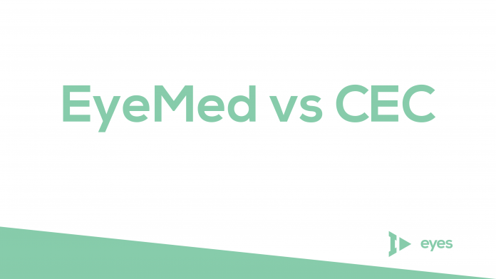 EyeMed vs Community Eye Care