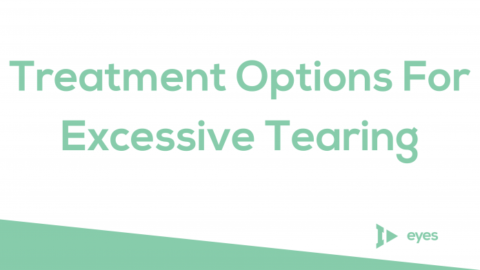 Treatment Options For Excessive Tearing (Including Surgery)