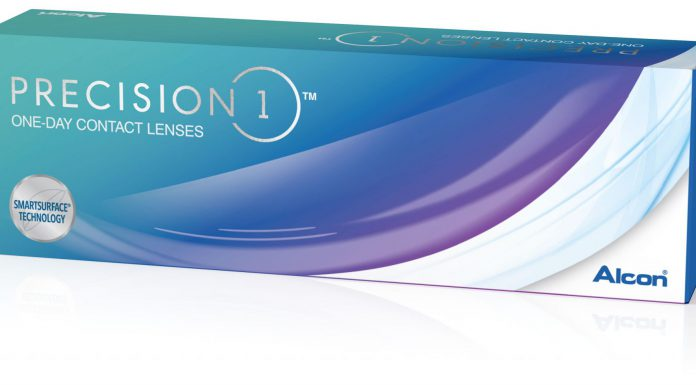 Precision 1 Contact Lenses