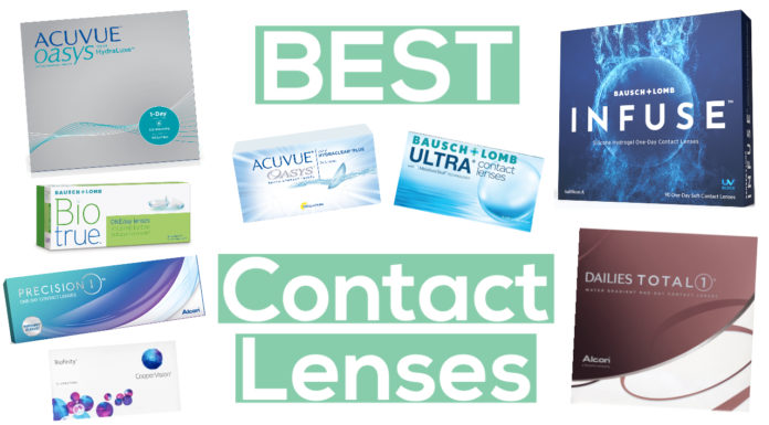 Best Contact Lenses